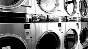 We service commercial dryers