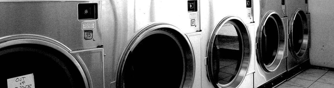 Commercial Laundry Slider
